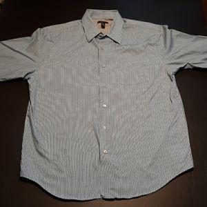 Van Heusen long sleeve button down mens 16-16.5